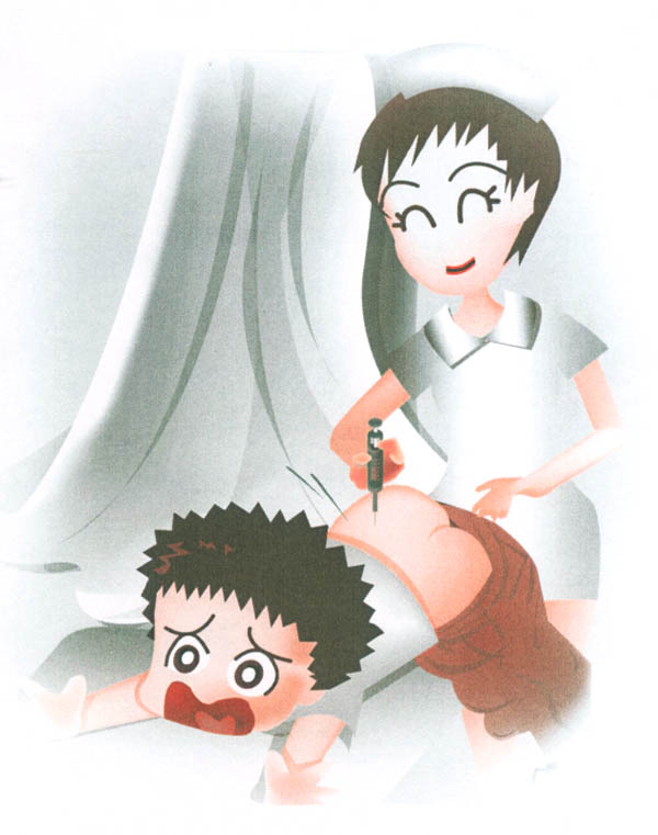 兒童插畫12