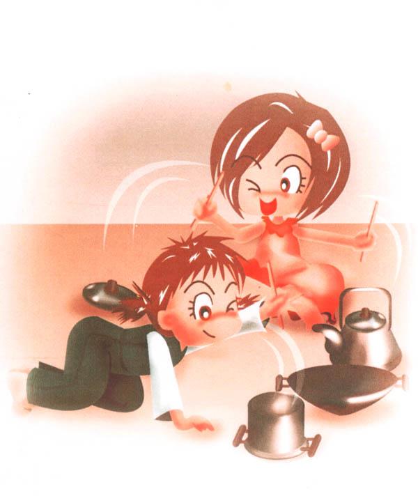 兒童插畫13